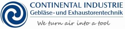 Logo Continental Industrie GmbH Gebläse- & Exhaustorentechnik