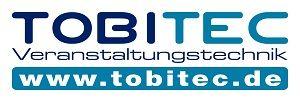 Logo TOBITEC Veranstalungstechnik - Guba, Berger & Guba GbR