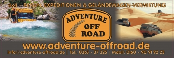 Logo Adventure-Offroad , Robby Fuchs