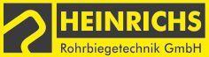 Logo Heinrichs Rohrbiegetechnik GmbH