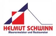 Logo Helmut Schwinn, Maurermeister und Restaurator
