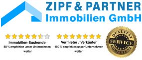 Logo Zipf und Partner Immobilien GmbH