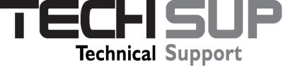 Logo Technical Support Techsup Teasy S. Hoffmann