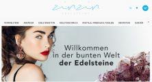 Logo Zinzin Edelsteine Online Shop und Lagerverkauf