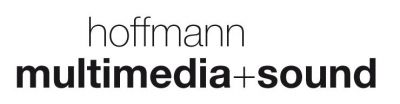 Logo hoffmann multimedia+sound
