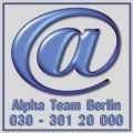 Logo Alpha Team Systems & Consulting GmbH