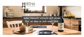 Logo Hertha Bau- und Möbelschreinerei GmbH