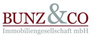 Logo Bunz & Co Immobilien GmbH