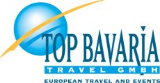 Logo Top Bavaria Travel GmbH European Travel and Events