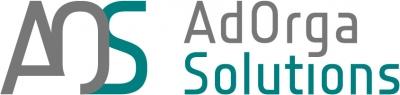Logo AdOrga Solutions GmbH