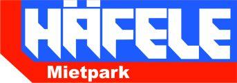 Logo Häfele Baumaschinen Mietpark