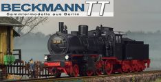 Logo BECKMANN TT