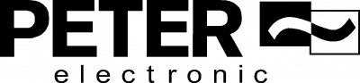 Logo Peter electronic GmbH & Co. KG