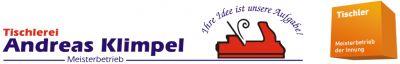 Logo Bau- & Möbeltischlerei Andreas Klimpel