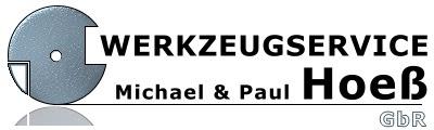 Logo Werkzeugservice M.&P. Hoeß GbR