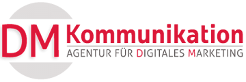 Logo DM Kommunikation