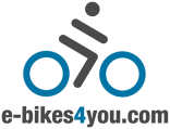 Logo e-bikes4you.com GmbH