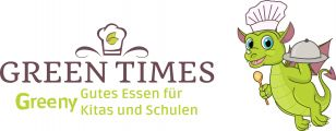 Logo Green Times - Foodservice Catering GmbH