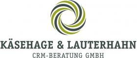 Logo Käsehage & Lauterhahn CRM-Beratung GmbH