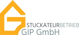 Logo Stuckateurbetrieb GIP GmbH