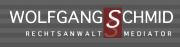 Logo Rechtsanwaltskanzlei Wolfgang Schmid