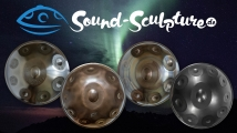 Logo Sound Sculpture - Handpan Shop