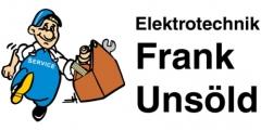 Logo Elektrotechnik Frank Unsöld