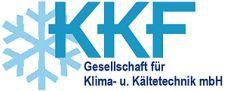 Logo KKF Gesellschaft für Klima- und Kältetechnik mbH