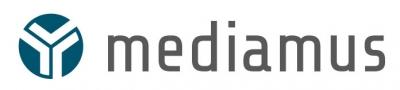 Logo mediamus - digitale Medien