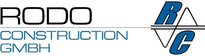 Logo RODO Construction GmbH
