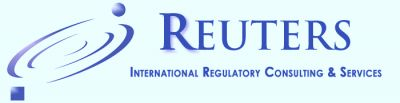 Logo Reuters International Regulatory Consulting