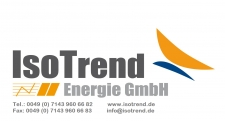 Logo IsoTrend Energie GmbH